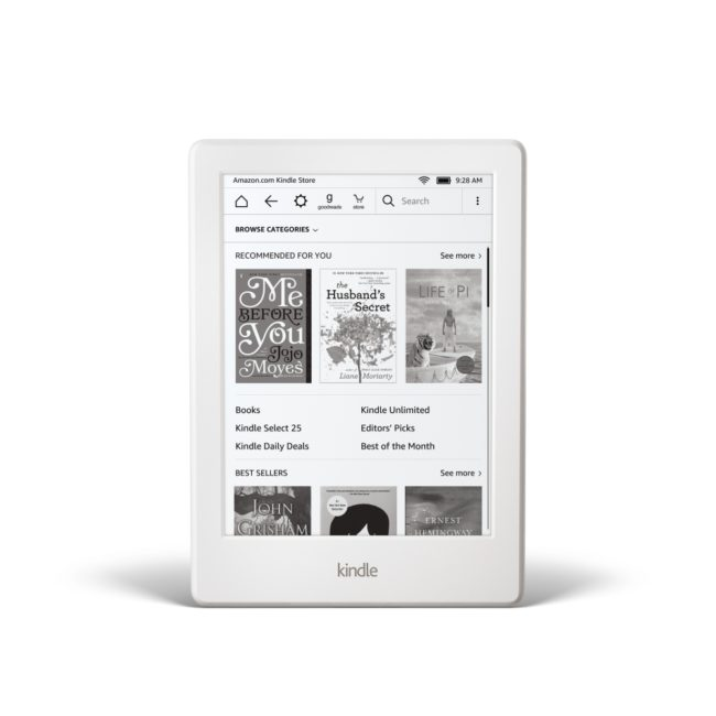 New Kindle eReader