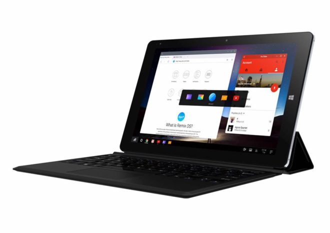 Chuwi Vi10 Plus Remix OS