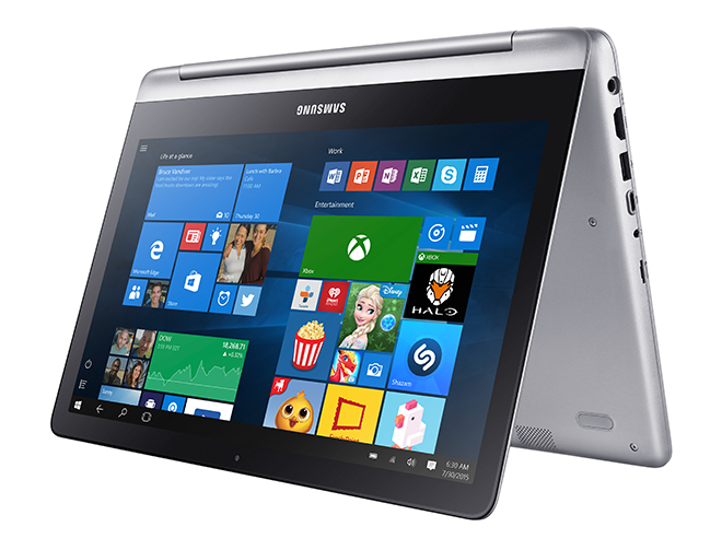 Samsung Notebook 7 spin Release Date