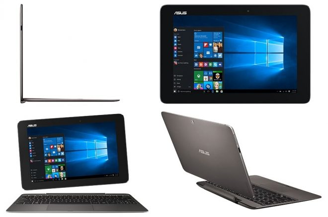Asus Transformer Book T100HA sale