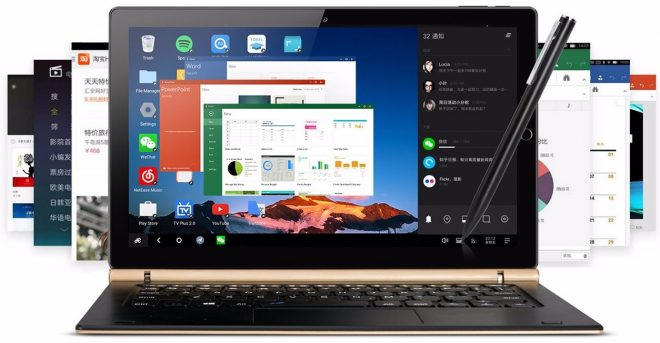 10.1-Inch Remix OS 2-In-1 Tablet Onda oBook10 SE
