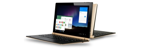 10.1-inch Remix tablet 2-in-1