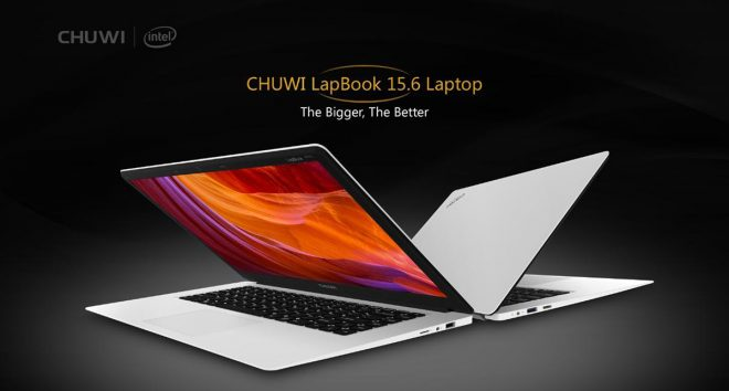 Cheapest laptop - Chuwi LapBook 15.6
