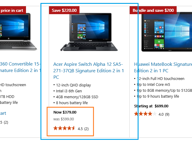 Acer Aspire Switch Alpha 12 SALE