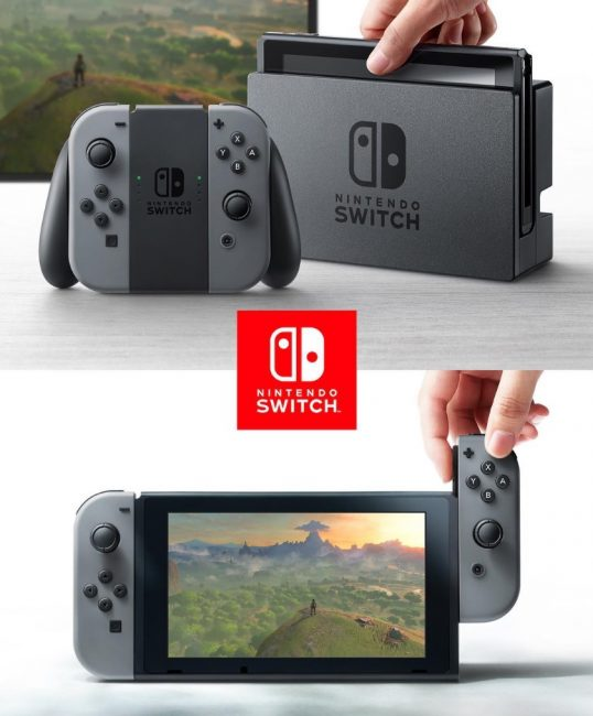 Buy Nintendo Switch