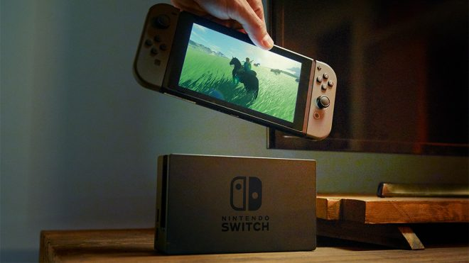 Order Nintendo Switch