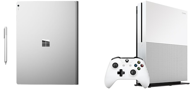 Microsoft Surface Book With Xbox One Console Bundle Deal