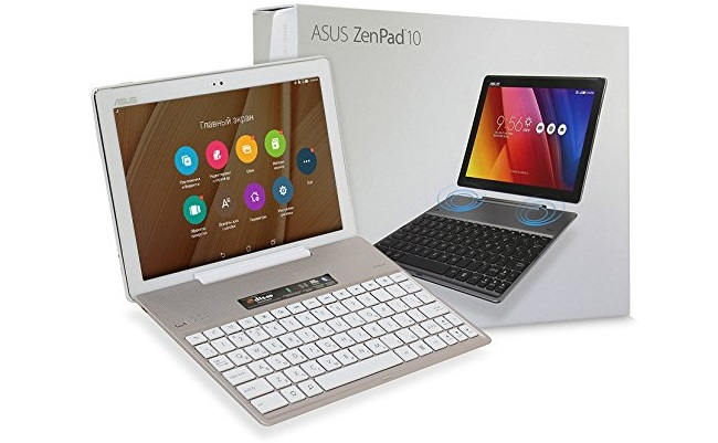 Asus ZenPad 10 Keyboards Back In Stock In 2017