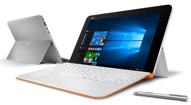 Asus Transformer Mini T102HA orange-white