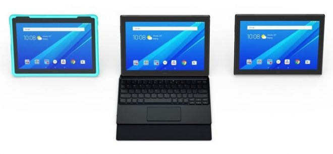 lenovo tab 4 10 plus unveiled   a 10 1 inch android 7 0 tablet with 4gb ram
