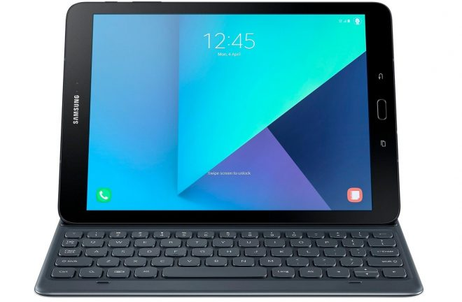samsung galaxy tab s3 with the keyboard. Black Bedroom Furniture Sets. Home Design Ideas