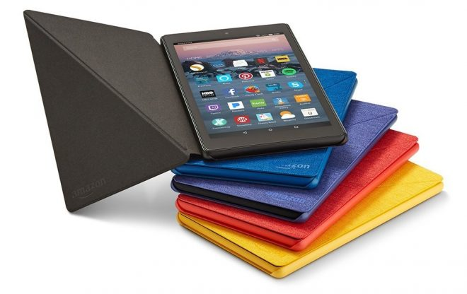 2017-2018 Amazon Fire tablet