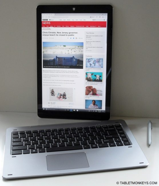 Chuwi Hi13 Review  - Tablet - Pen - Keyboard