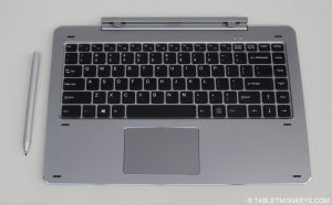 Chuwi Hi13 Review - keyboard