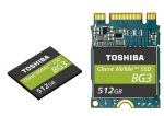 Toshiba Flash storage in tablets