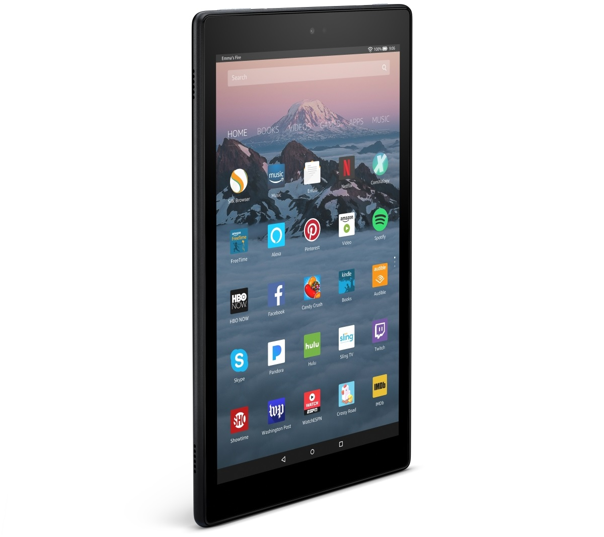 New Amazon Fire HD 10 2017-2018 Unveiled For $149 With