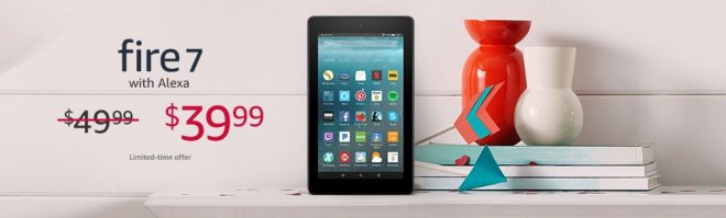 Amazon Fire Tablet Sale