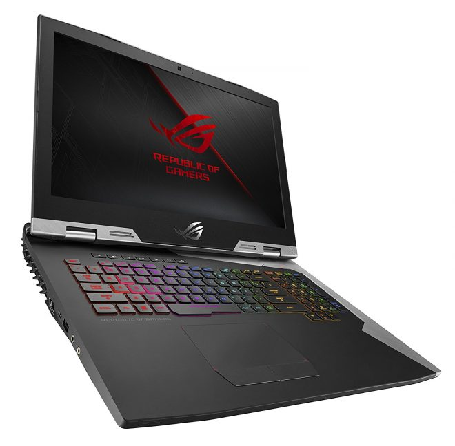 Asus ROG G703 Intel Core i9 8950HK Coffee Lake