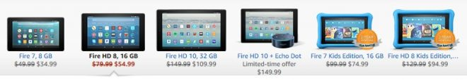 Fire Tablets Lowest Price