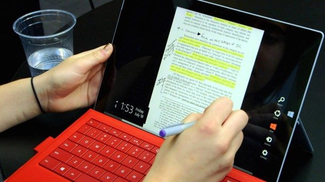 Surface 3 from 2015 now to be succeeded by 2018 Surface 4