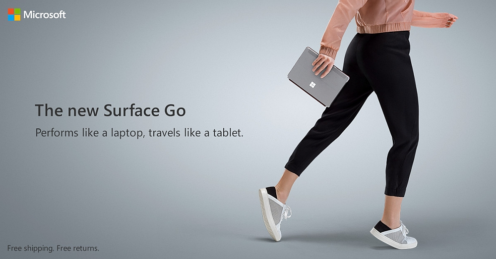 Buy Surface Go