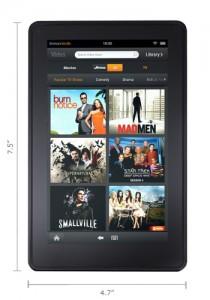 """Amazon's 7"""" Kindle Fire"""