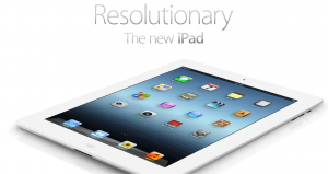 The New iPad at Amazon