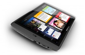 Presale of 250GB Archos 101 G9 tablet