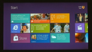 Windows 8 Interface