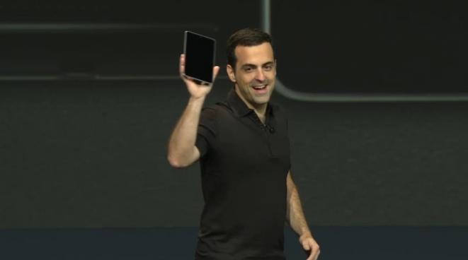 Nexus 7 shown for the first time