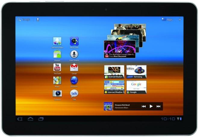 Samsung Galaxy Tab 10.1 I