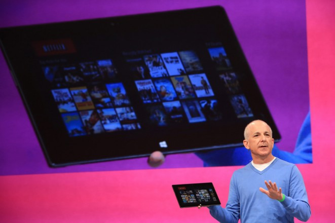 Steven Sinofsky, President of Windows OS