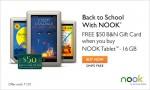 Barnes & Noble Nook Tablet Deal