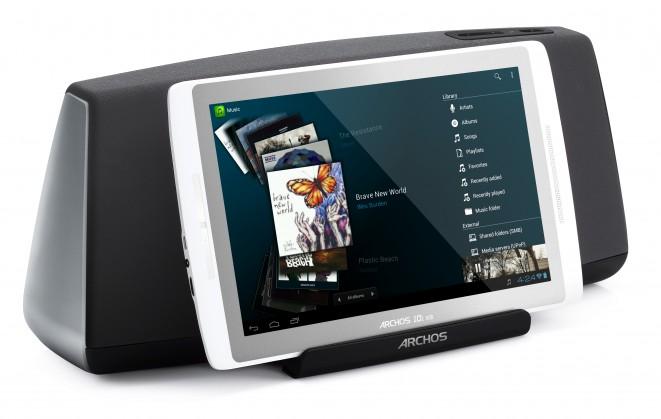 Archos 101 XS Speaker Dock Accessories