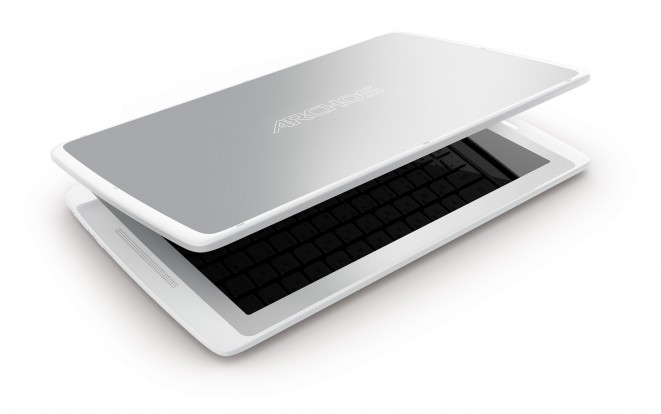 Archos 101 XS Tablet and Coverboard