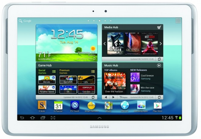 Large Image of Samsung Galaxy Note 10.1