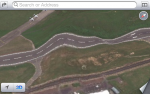 Vilnius Airport Runway on Apple Maps