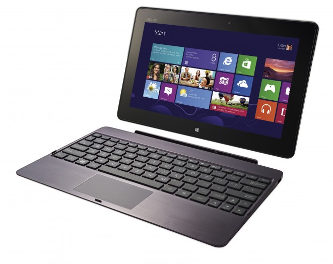 Asus Vivo Tab RT with Keyboard Dock