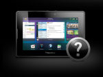 New Blackberry Playbook coming