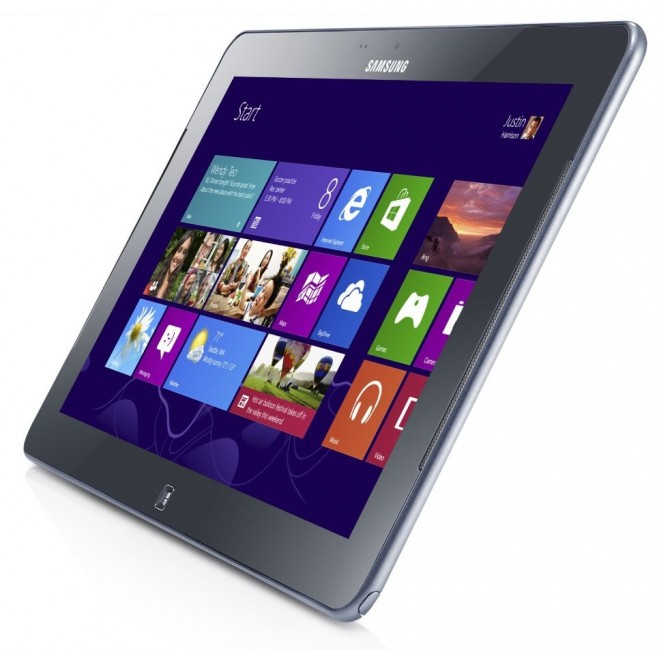 Samsung Ativ Smart PC - Tablet Only