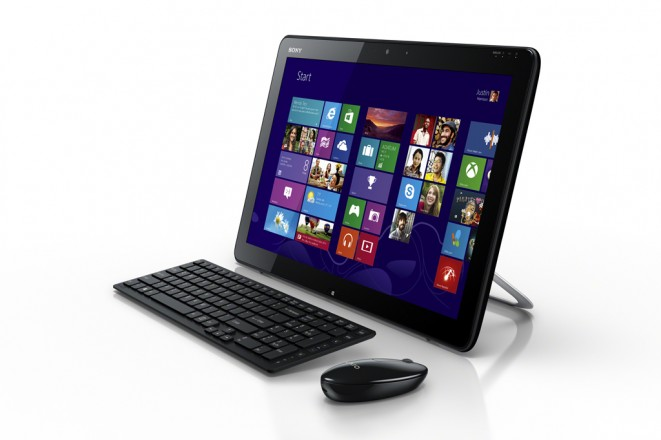 Sony VAIO Tap 20 Tabletop PC with Keyboard
