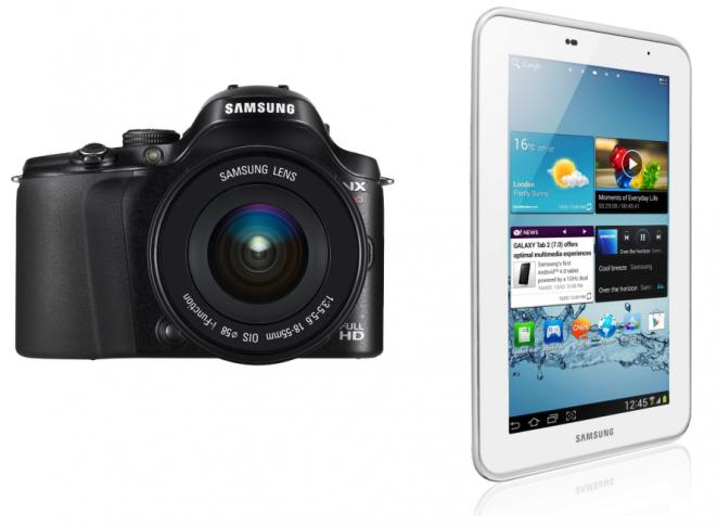 UK Samsung NX20 Tablet Deal