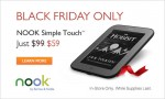 Nook Simple Touch