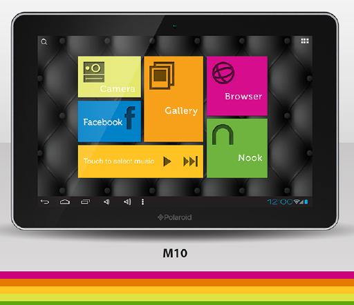 Polaroid M10 tablet