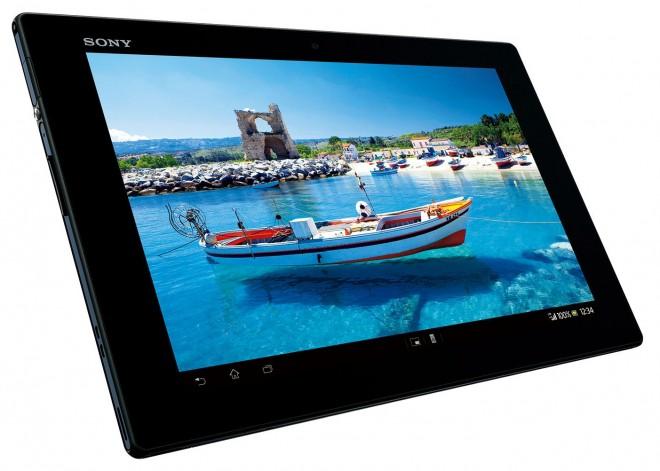 Sony's new Xperia Tablet Z