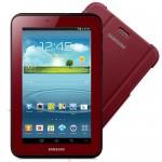 Samsung Galaxy Tab 2 Garnet Red Valentines Day