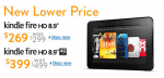 Amazon Kindle Fire HD 8 Price Cut