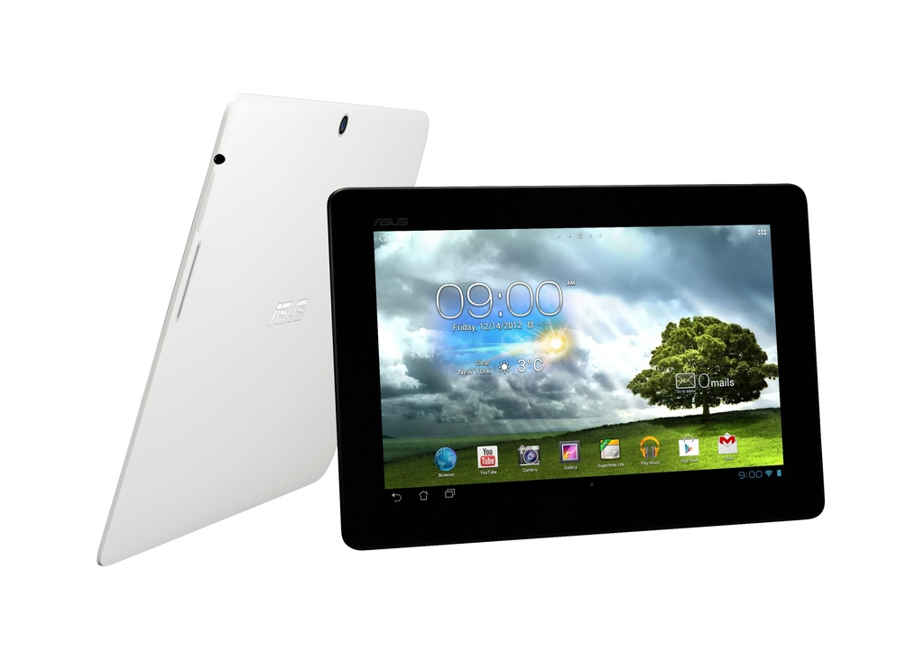 Asus MeMO Pad Smart 10 (ME301T) in Crystal White