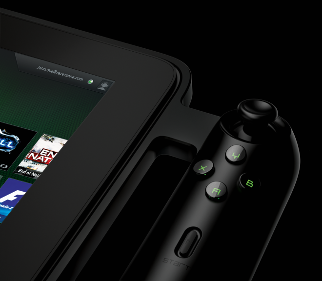 Razer Edge Gamepad Controller