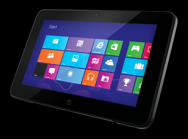 Razer Edge Windows 8 tablet